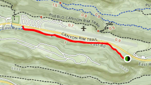 great-hikes-canyon-rim-trail-los-alamos-new-mexico