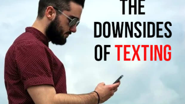 disadvantages-of-texting