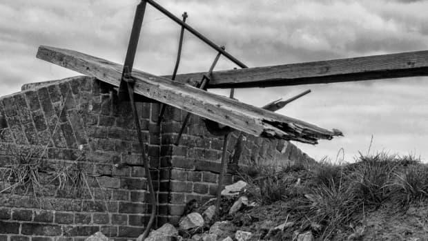 a-bridge-and-a-wall
