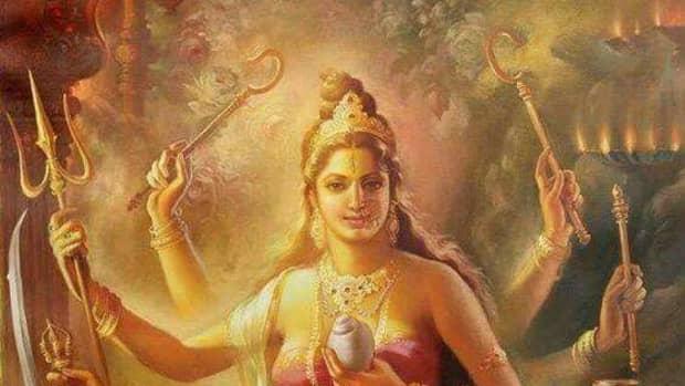 exploring-the-hindu-goddess-shakti