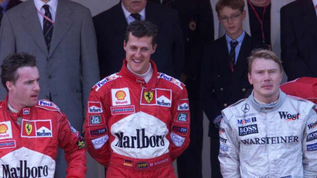 - 1999 -摩纳哥- gp -迈克尔-舒马赫- 35 -职业-赢
