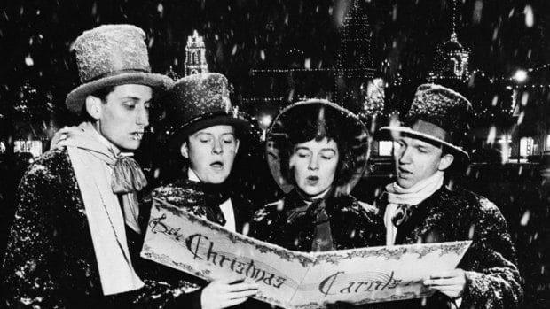 history-of-christmas-music