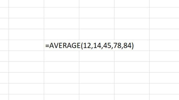 how-to-use-the-average-function-in-excel
