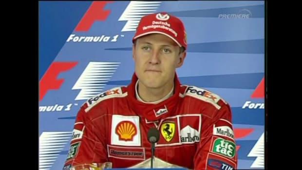 2000年意大利大奖赛舒马赫与塞纳斯41胜记录