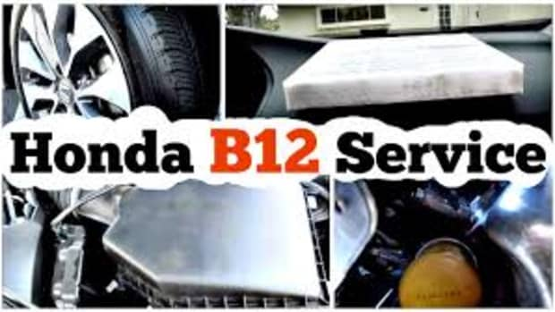 what-is-the-honda-b12-service-notice