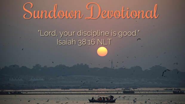 sundown-devotional-discipline-we-can-love