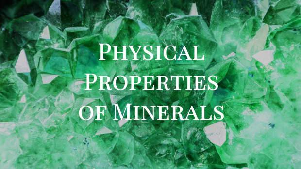 矿物物理性质