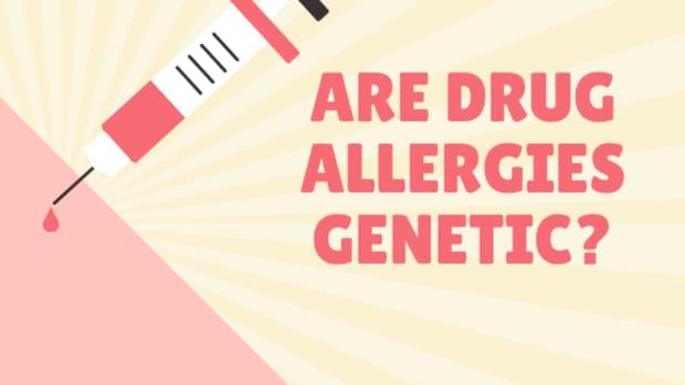 are-drug-allergies-genetic