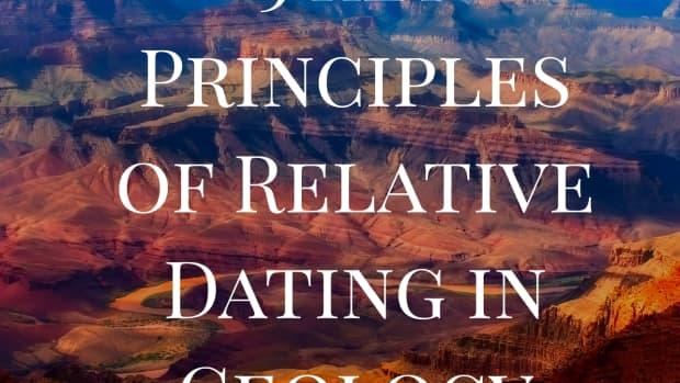 地质学中相对测年的5个关键原则