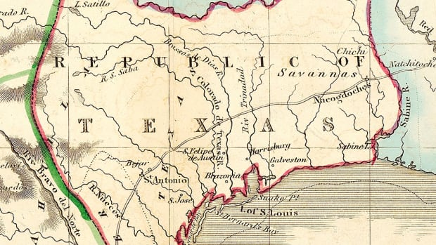 the-republic-of-texas-and-the-annexation-of-texas