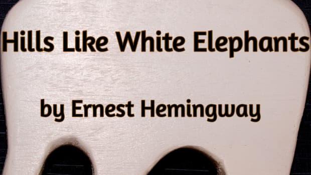 analysis-of-hills-like-white-elephants-by-ernest-hemingway