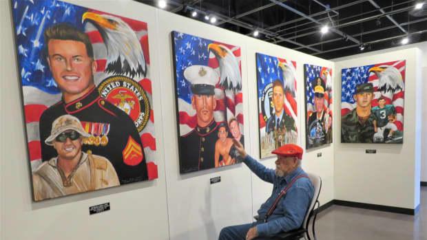 fallen-warriors-memorial-gallery-in-houston-amazing-portraits