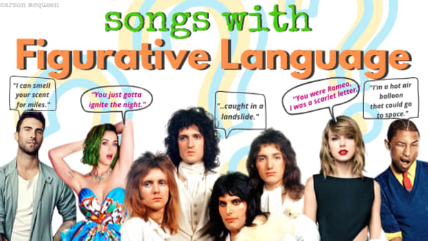 songs-with-figurative-language