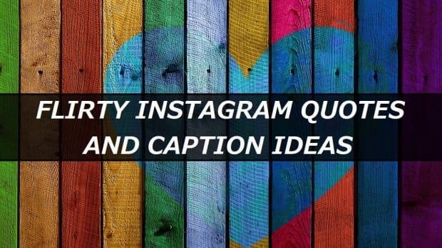 flirty-instagram-captions