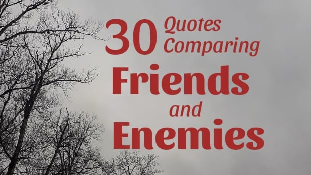 quotes-comparing-friends-and-enemies