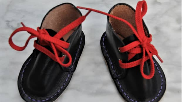 how-to-make-mini-leather-boots-shoes