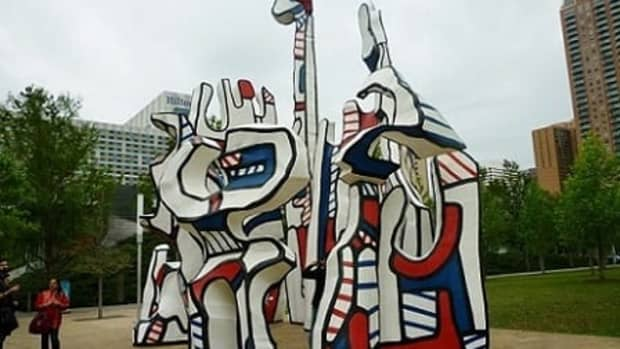 monument-au-fantme-by-jean-dubuffet-in-downtown-houston