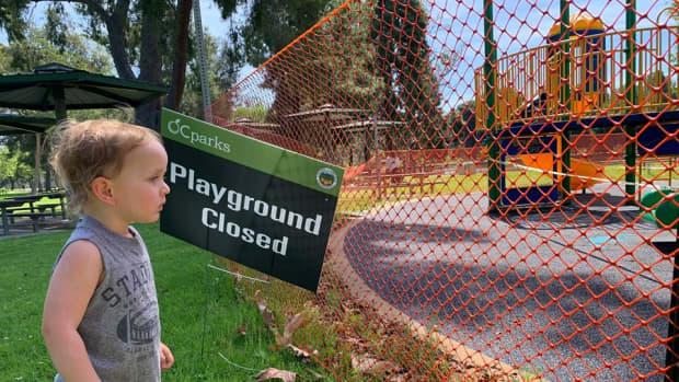 playground-closed