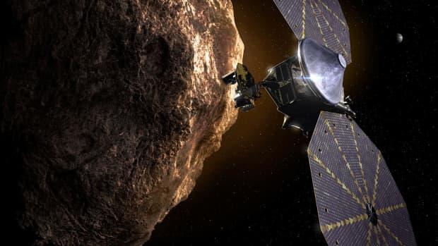 什么是特洛伊小行星