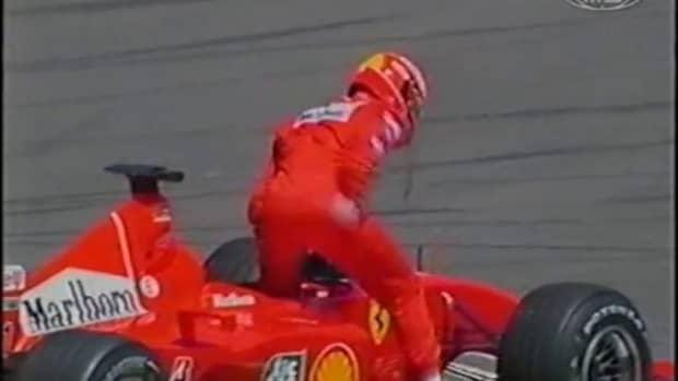 - 2001 -欧洲- gp -迈克尔-舒马赫- 49 -职业-赢