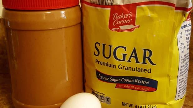 delicious-3-ingredient-peanut-butter-cookies