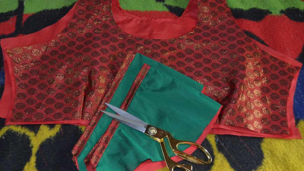 how-to-stitch-an-anarkali-churidar