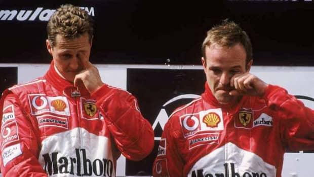- 2002 -奥地利- gp -迈克尔-舒马赫- 58 -职业-赢