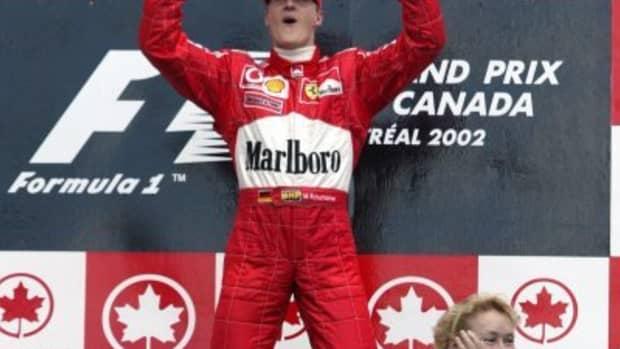 2002年加拿大大奖赛迈克尔·舒马赫职业生涯第59场胜利