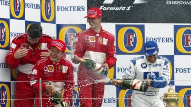 2002年英国大奖赛迈克尔·舒马赫职业生涯第60场胜利