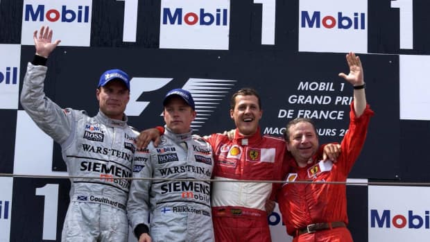 - 2002 -法国- gp -迈克尔-舒马赫- 61 -职业-赢