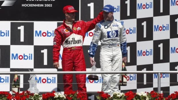 德国- 2002 - gp -迈克尔-舒马赫- 62 -职业-赢