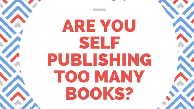 are-you-self-publishing-too-many-books