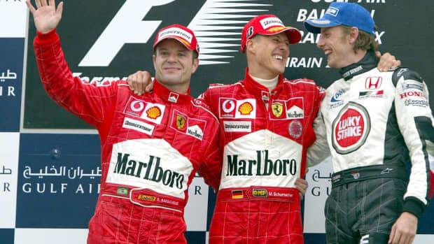 2004年巴林gp迈克尔舒马赫73职业生涯胜利