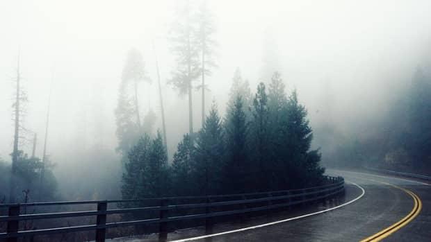 rainy-journey