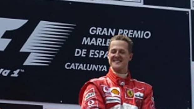 2004年西班牙gp迈克尔舒马赫职业生涯第75场胜利