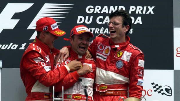 2004年加拿大大奖赛迈克尔·舒马赫职业生涯第77场胜利