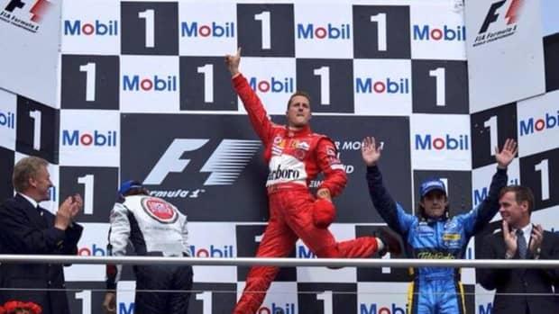 德国- 2004 - gp -迈克尔-舒马赫- 81 -职业-赢