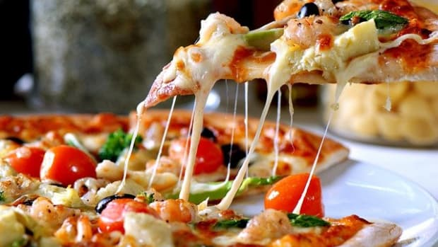 Pizza Poem