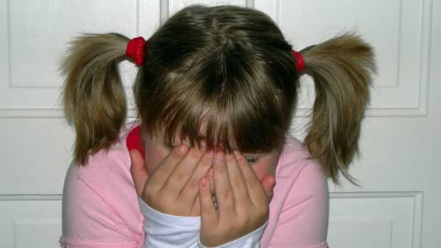 Children stressed by interpersonal trauma often have added stress and shame of bed wetting.