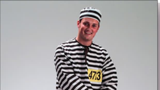 Wear a convict for 'Holloway'