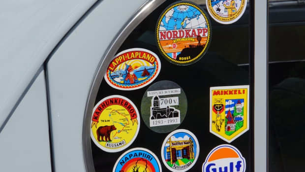 dangers-of-bumper-stickers-and-decals