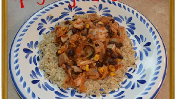 spicy-vegetarian-chili-with-cabbage-and-black-beans