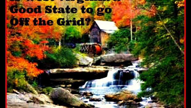 -is-west-virginia-a-good-state-to-go-off-the-grid