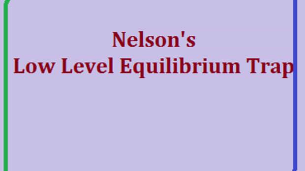 nelsons-low-level-equilibrium-trap-in-economics