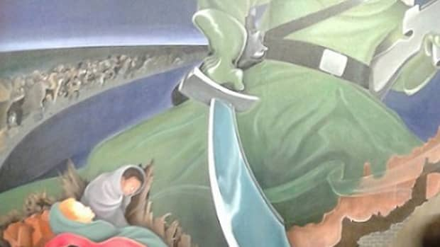 creepy-murals-in-the-denver-airport-is-there-smoke-behind-the-fire