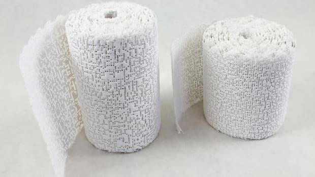 how-to-make-a-facial-plaster-cast
