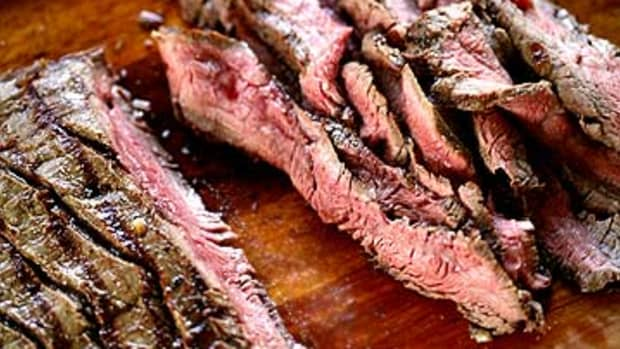 the-best-4th-of-july-marinated-flank-steak