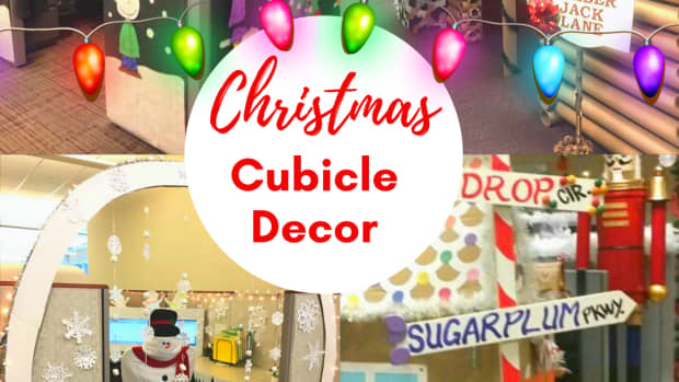 easy-cubicle-christmas-decorations