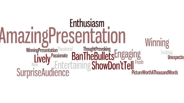 This Word Cloud was produced using wordle.net from (modified) text in this article