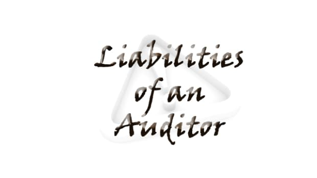 liabilities-of-an-auditor